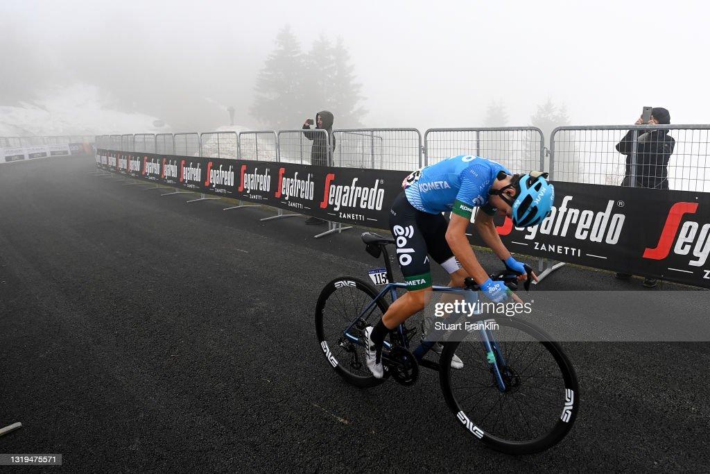 104th Giro d'Italia 2021 - Stage 14 : News Photo