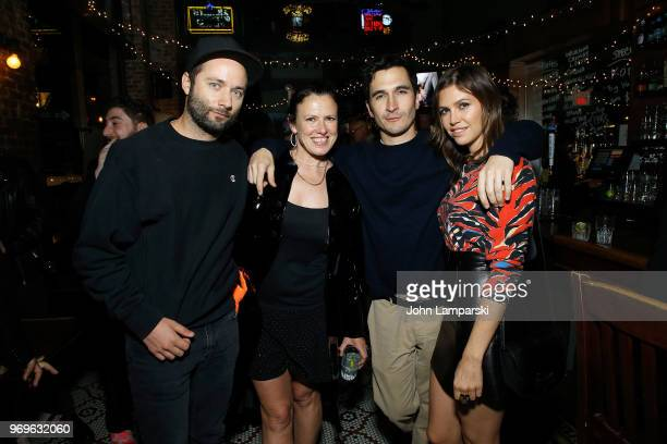 Lorenzo Hernandez Casey Graham Dasha Zhukova and guest attend CHAOS x LOVE magazine party on June 7 2018 in New York City