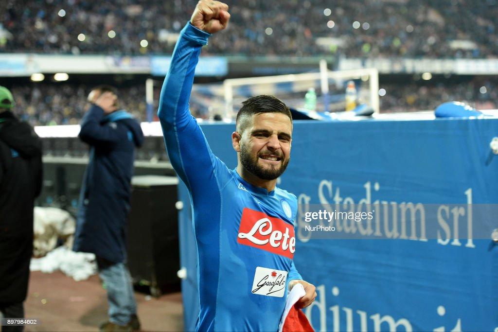 SSC Napoli v UC Sampdoria - Serie A : ニュース写真