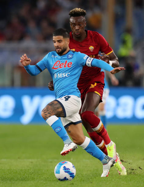 ITA: AS Roma v SSC Napoli - Serie A