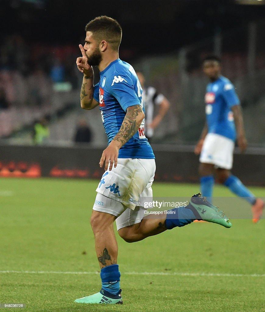 SSC Napoli v Udinese Calcio - Serie A
