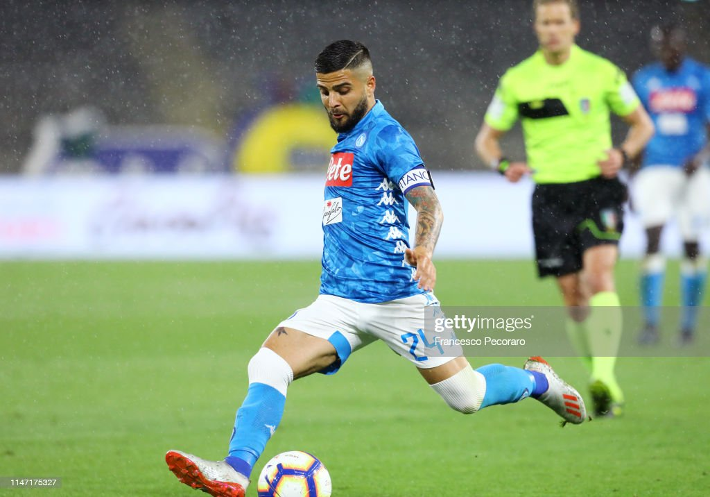 SSC Napoli v Cagliari - Serie A : News Photo
