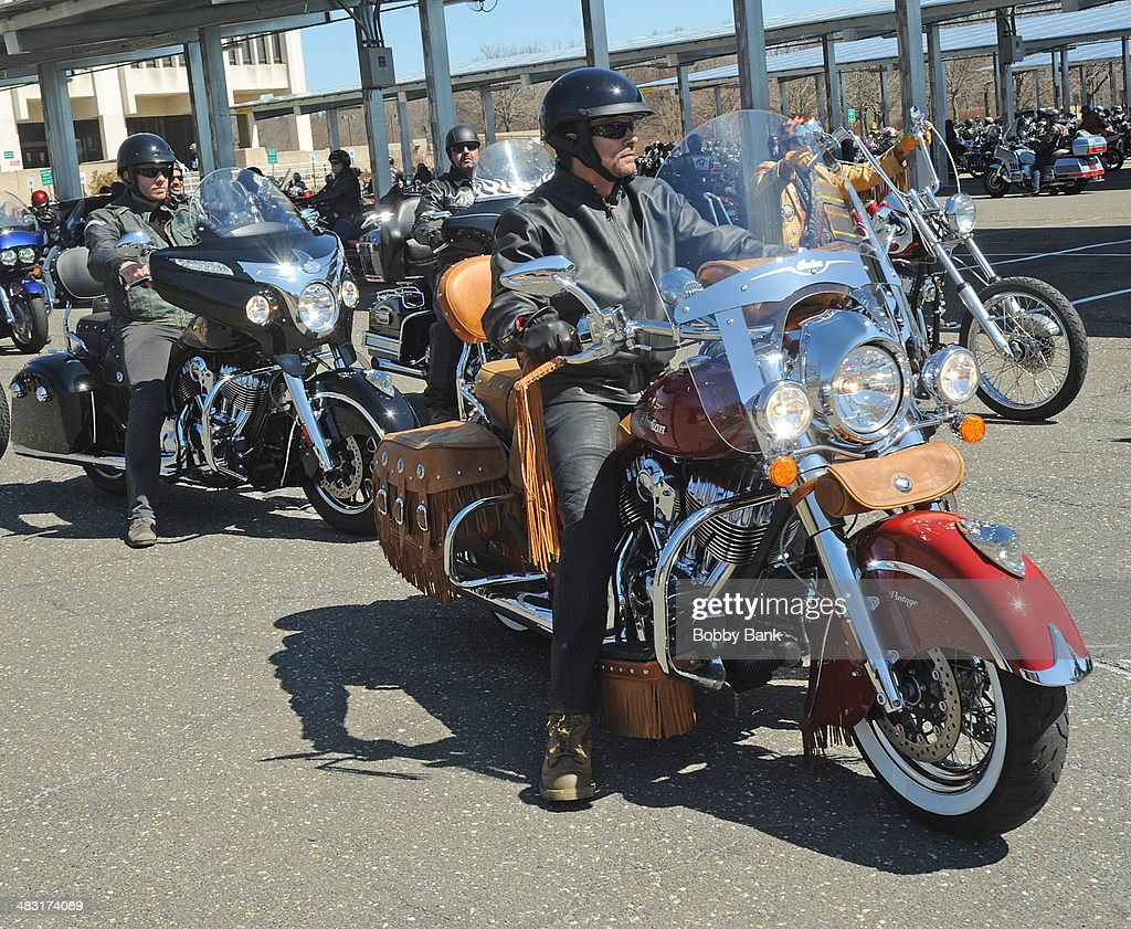 The 5th Annual Motorcycle Awareness Ride : News Photo