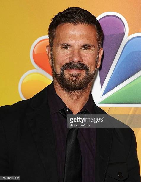 Lorenzo Lamas attends the NBCUniversal 2015 press tour at The Langham Huntington Hotel and Spa on January 16 2015 in Pasadena California