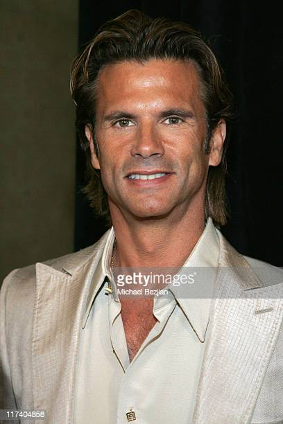 Lorenzo Lamas during 21st Annual IMAGEN Awards - Arrivals at The Beverly Hilton in Beverly Hills, California, United States.