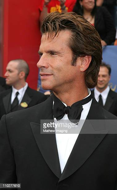 Lorenzo Lamas during 33rd Annual Daytime Emmy Awards Arrivals at Kodak Theater in Hollywood California United States