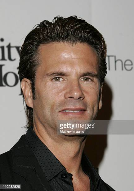 Lorenzo Lamas during City of Hope 2005 Award of Hope Gala - Arrivals at The Beverly Hilton Hotel in Beverly Hills, California, United States.