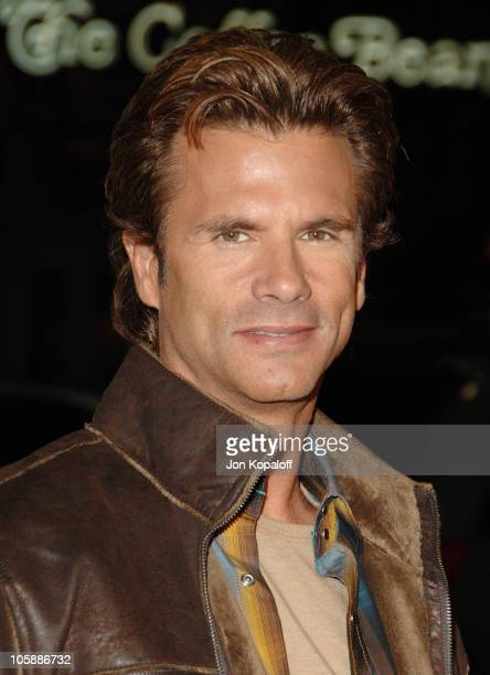 """Lorenzo Lamas during """"Firewall"""" Los Angeles Premiere - Arrivals at Grauman's Chinese Theatre in Hollywood, California, United States."""