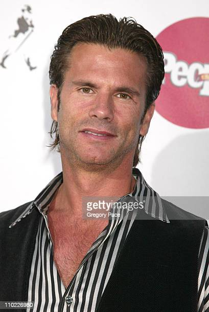Lorenzo Lamas during People En Espanol's 4th Annual 50 Most Beautiful Gala White Carpet Arrivals at Capitale in New York City New York United States