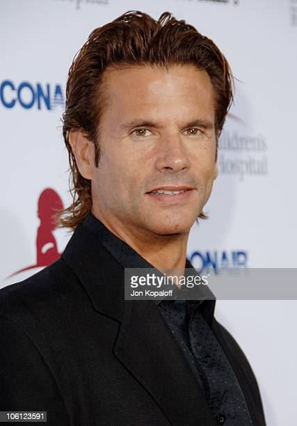 Lorenzo Lamas during Runway For Life Benefiting St. Jude Children's Research Hospital - Arrivals at Beverly Hilton in Beverly Hills, California,...
