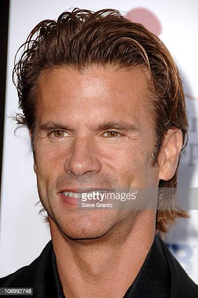 """Lorenzo Lamas during """"Runway For Life"""" Benefiting St. Jude Children's Research Hospital Sponsored by Disney's """"The Little Mermaid"""" DVD and The Conair..."""