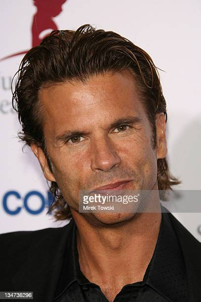 """Lorenzo Lamas during """"Runway for Life"""" Celebrity Fashion Show Benefiting St. Jude Children's Research Hospital at Beverly Hilton Hotel in Beverly..."""