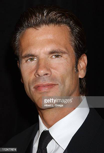 Lorenzo Lamas during The 2004 19th Annual Imagen Awards Gala at The Regent Beverly Wilshire Hotel in Beverly Hills CA United States