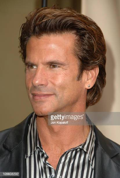 Lorenzo Lamas during The 33rd Annual Daytime Creative Arts Emmy Awards in Los Angeles Arrivals at The Grand Ballroom at Hollywood and Highland in...