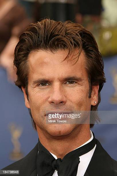 Lorenzo Lamas during The 33rd Annual Daytime Emmy Awards Arrivals at Hollywood Kodak Theater in Hollywood California United States