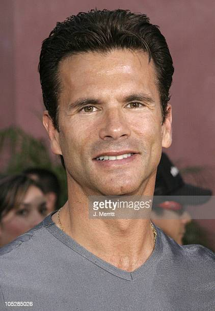 Lorenzo Lamas during Van Helsing Los Angeles Premiere at Universal Amphitheatre in Universal City California United States