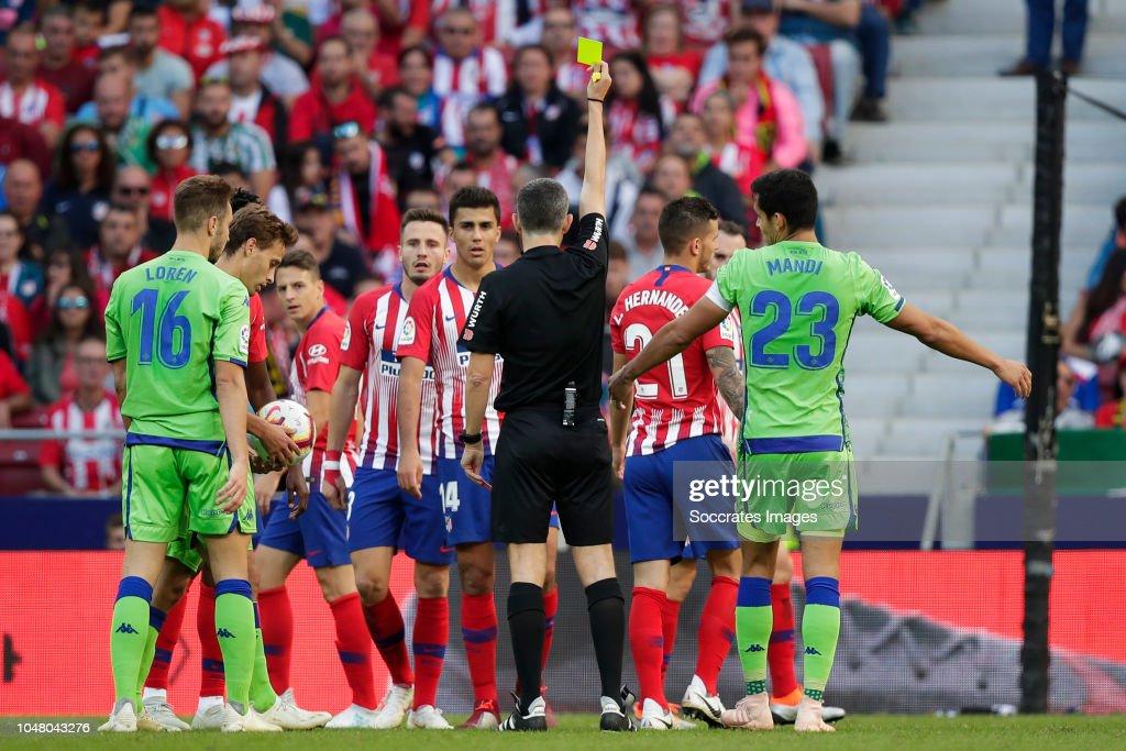 Atletico Madrid v Real Betis Sevilla - La Liga Santander : Foto di attualità