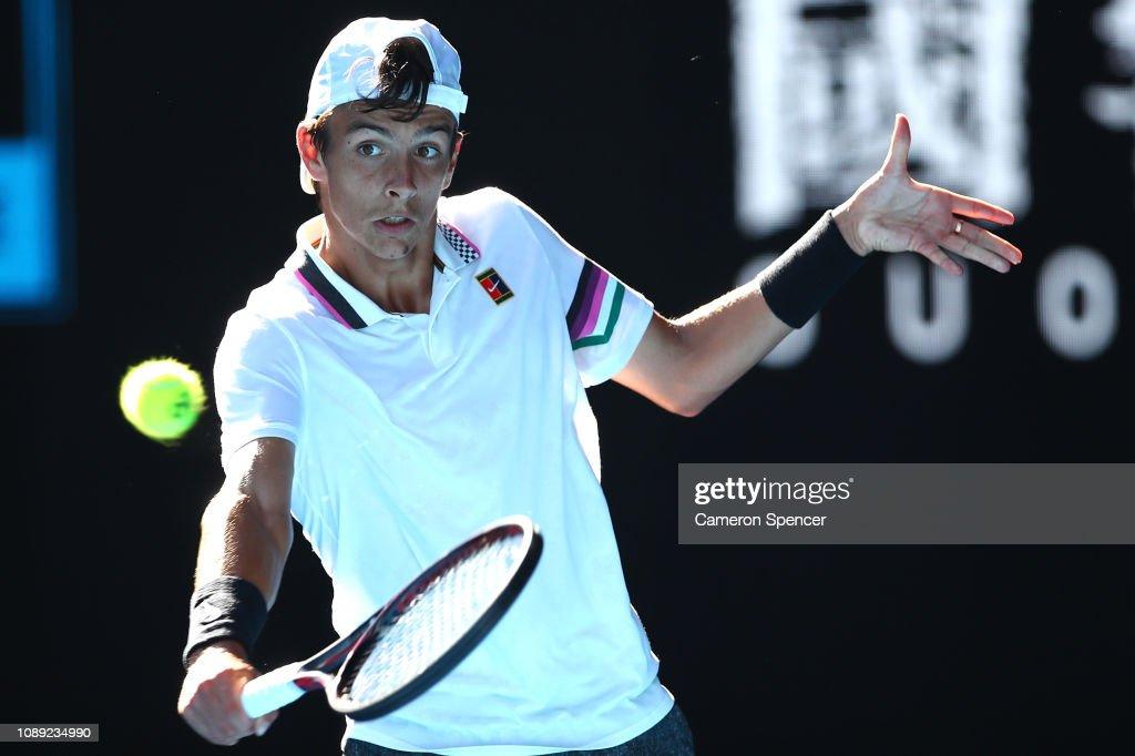 2019 Australian Open - Day 13 : Foto di attualità