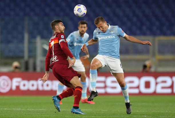 ITA: AS Roma v SS Lazio - Serie A