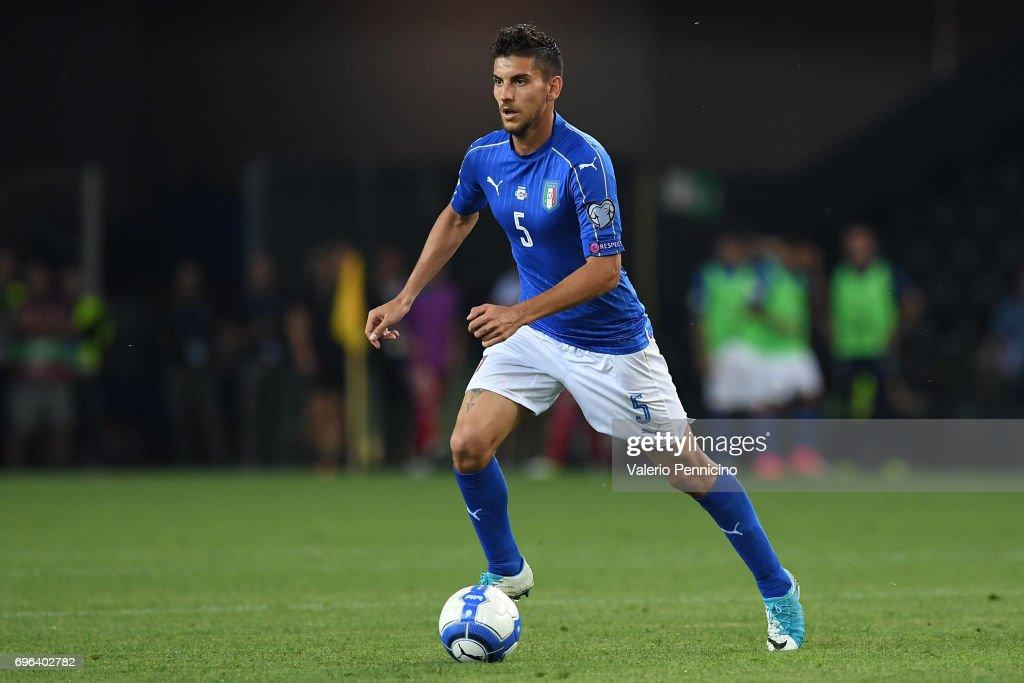 Italy v Liechtenstein - FIFA 2018 World Cup Qualifier : News Photo