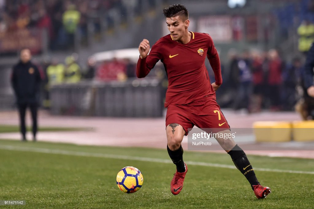 Roma v Sampdoria Serie A 28/01/2018 : Foto di attualità