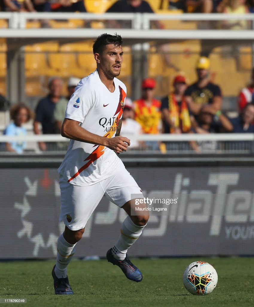 US Lecce v AS Roma - Serie A : News Photo