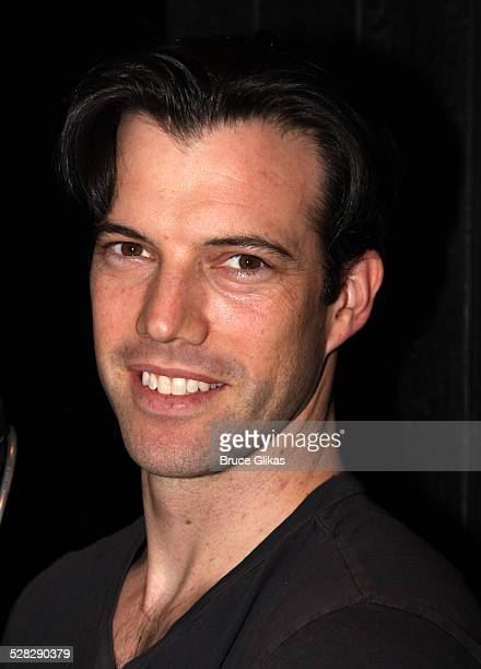 Lorenzo Pisoni during an unveiling of an original prop from the original Equus from 1974 at The Broadhurst Theatre on November 12 2008 in New York...