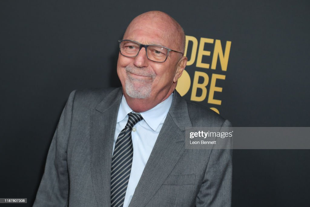 HFPA And THR Golden Globe Ambassador Party - Press Conference And Arrivals : News Photo