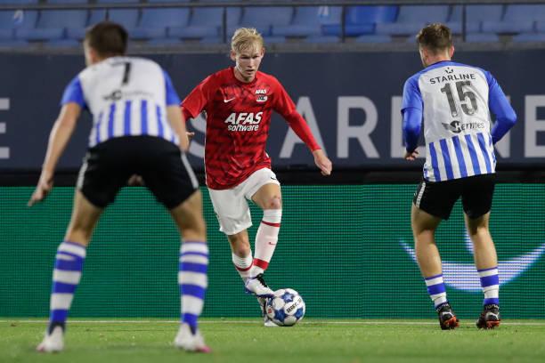 NLD: FC Eindhoven v Jong AZ Alkmaar - Dutch Keuken Kampioen Divisie