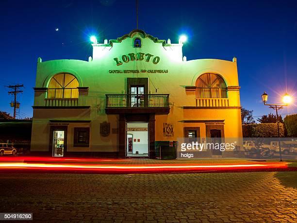 Loreto City Hall in Mexico