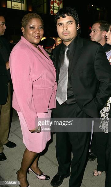"Loretta Devine and Michael Pena during 2004 Toronto International Film Festival - ""Crash"" Premiere at Elgin Theatre in Toronto, Ontario, Canada."