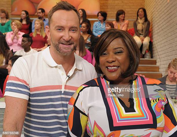 Loretta Devine appears on THE CHEW, airing MONDAY - FRIDAY on the Walt Disney Television via Getty Images Television Network. CLINTON KELLY, LORETTA...