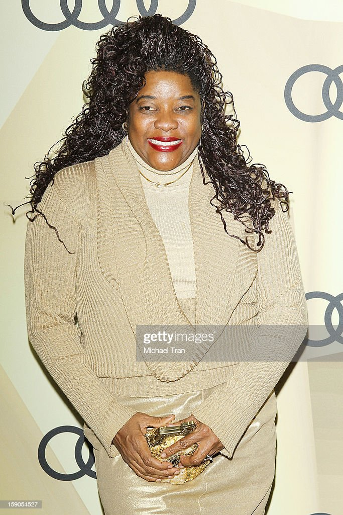 Loretta Devine arrives at the Audi Golden Globe 2013 kick off cocktail party held at Cecconi's Restaurant on January 6, 2013 in Los Angeles, California.