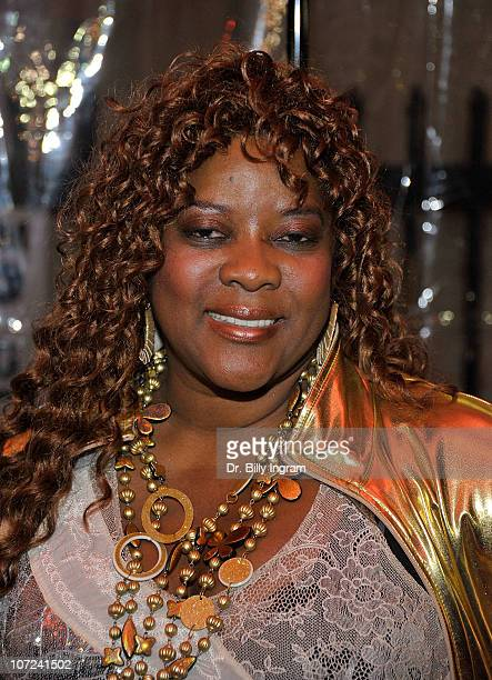 Loretta Devine attends the 10th Annual Heroes in the Struggle Gala at the Avalon on December 1 2010 in Hollywood California