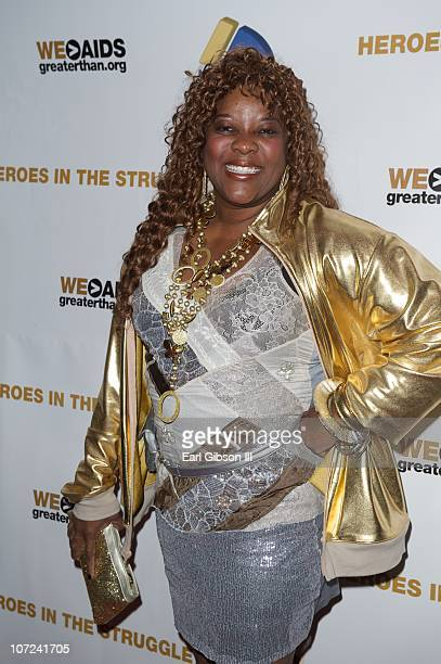 Loretta Devine attends the 10th Annual Heroes In The Struggle Gala Concert on December 1 2010 in Hollywood California
