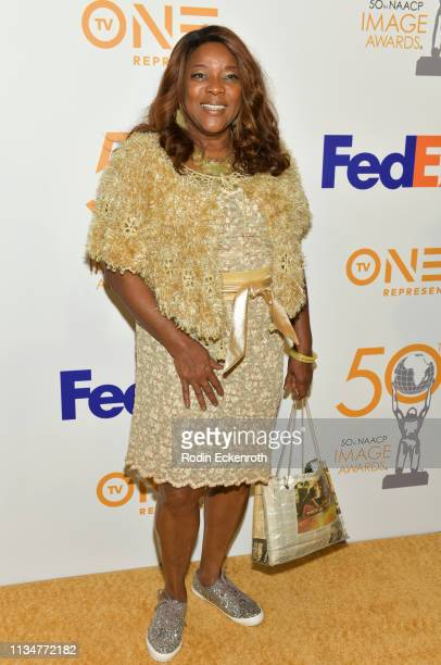 Loretta Devine attends the 50th NAACP Image Awards Nominees Luncheon at Loews Hollywood Hotel on March 09 2019 in Hollywood California