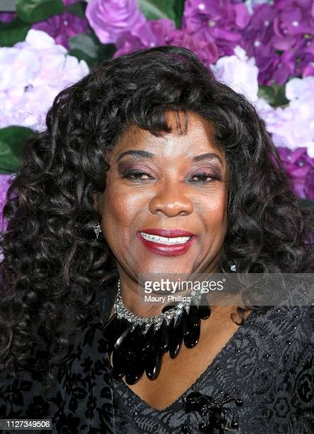 Loretta Devine attends The Griot Gala Oscars After Party 2019 at The District by Hannah An on February 24 2019 in Los Angeles California