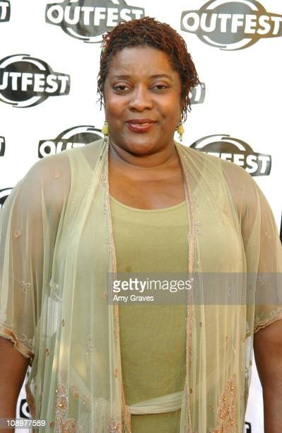 Loretta Devine during 2006 Outfest Film Festival Awards Night at John Anson Ford Amphitheatre in Hollywood, California, United States.