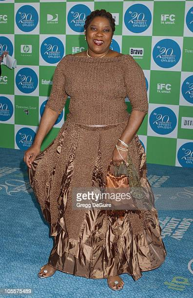 Loretta Devine during The 20th Annual IFP Independent Spirit Awards - Arrivals in Santa Monica, California, United States.