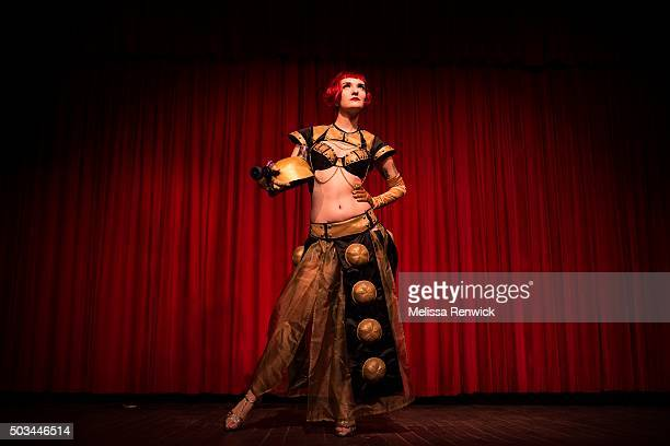 TORONTO ON DECEMBER 30 Loretta Jean is one third of troupe performers Nerd Girl Burlesque The group has been producing shows together for around...