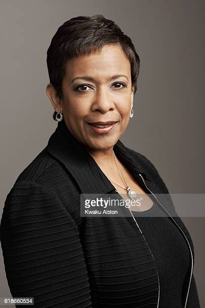 Loretta Lynch US Attorney General to President Barack Obama is photographed for Essence on September 3 2016 in Washington DC