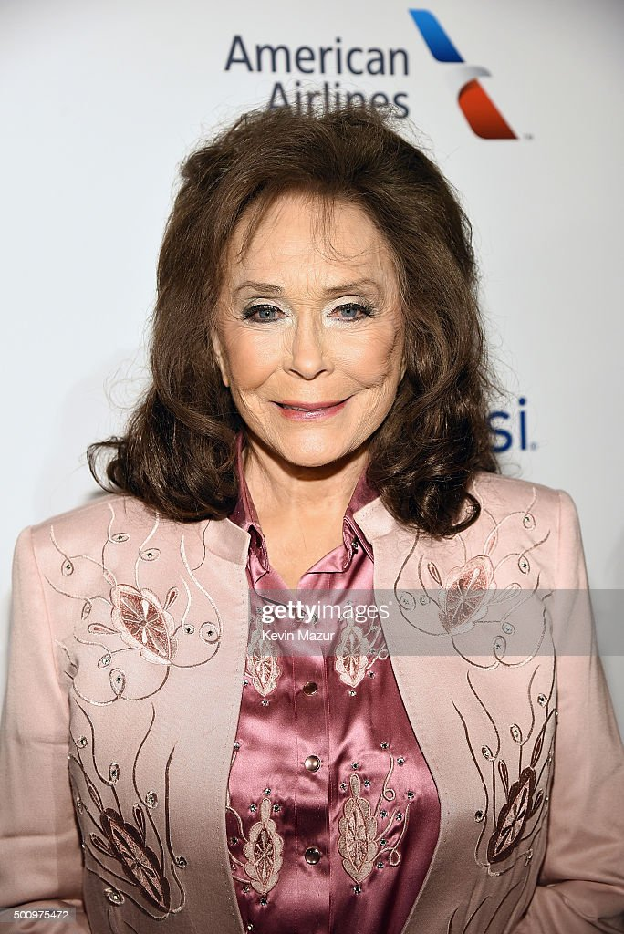 Loretta Lynn attends Billboard Women In Music 2015 on Lifetime at Cipriani 42nd Street on December 11, 2015 in New York City.