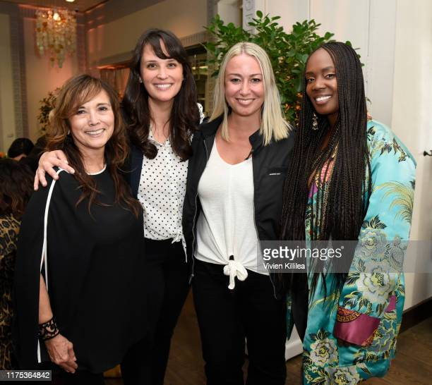 Loretta Munoz Vice President Membership and Industry Relations at The Recording Academy Laura Segura Mueller Alexa Capra and cohead of urban music at...
