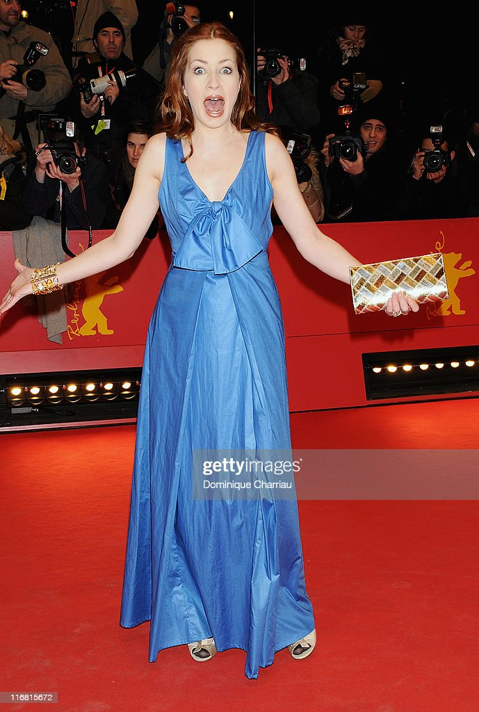 Loretta Stern attends the 'Be Kind Rewind' premiere as part of the 58th Berlinale Film Festival at the Berlinale Palast on February 16, 2008 in Berlin, Germany.