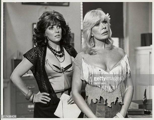 Loretta Swit and Tyne Daly star in Cagney and Lacey the original motion picturefortelevision that concerned the adventures and problems of two women...