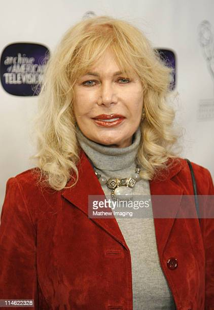 Loretta Swit during 10th Anniversary of The Archive of American TV Red Carpet and Inside at Crustacean in Beverly Hills California United States