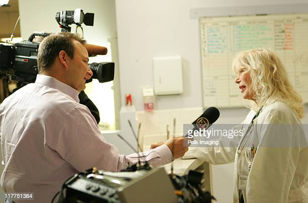Loretta Swit during 2006 TV Land Awards Spoof of Grey's Anatomy at Robert Kennedy Medical Center in Los Angeles California United States