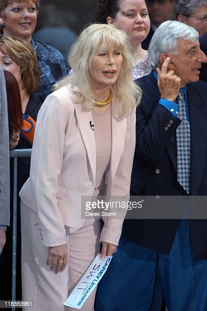 Loretta Swit during M*A*S*H Reunion on the Today Show at NBC Studios in New York City New York United States