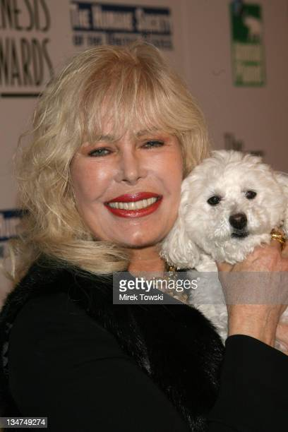 Loretta Swit during The 20th Annual Genesis Awards at Beverly Hilton Hotel in Beverly Hills California United States