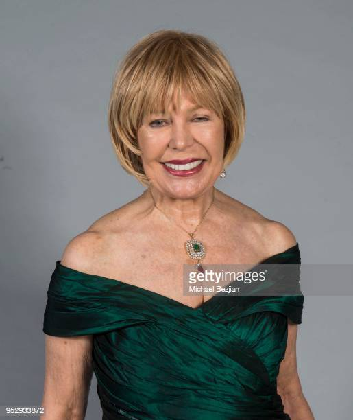 Loretta Swit poses for portrait at 45th Daytime Emmy Awards Portraits by The Artists Project Sponsored by the Visual Snow Initiative on April 29 2018...